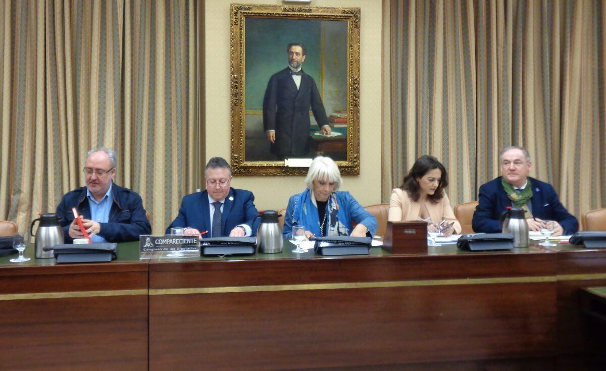 El Presidente de CONCAPA en el Congreso