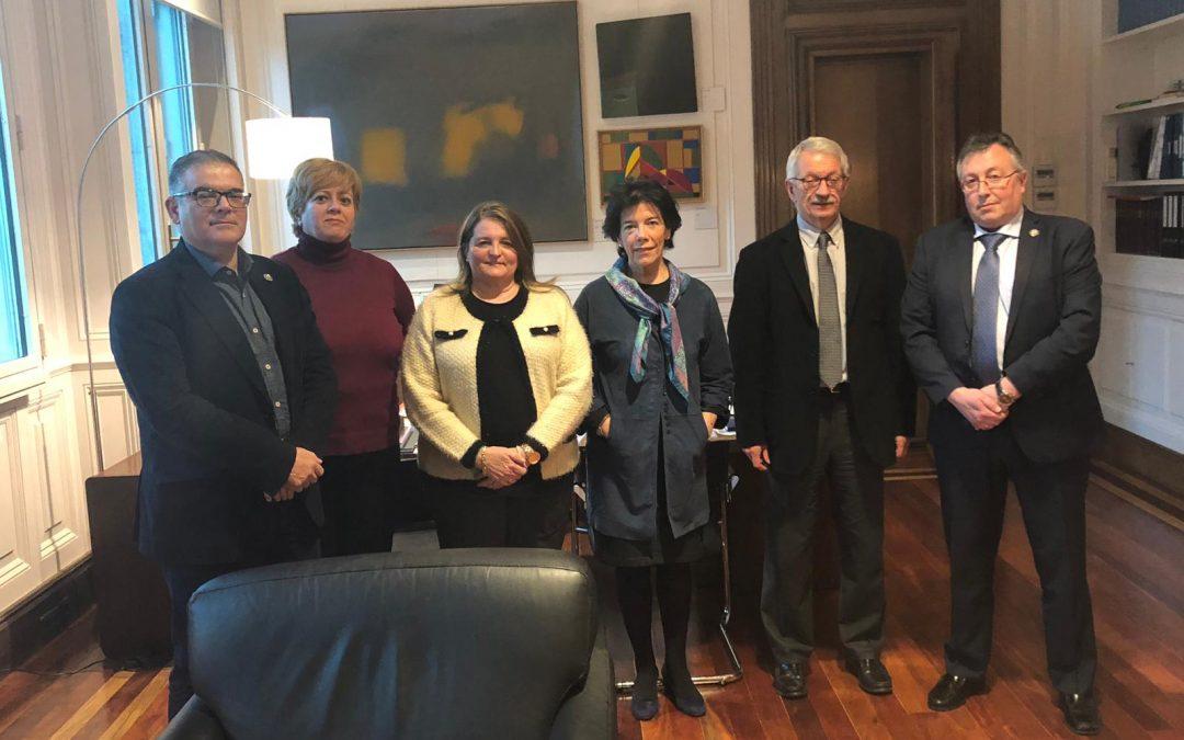 Concapa transmite a la Ministra de Educación su preocupación por el trámite de la Ley