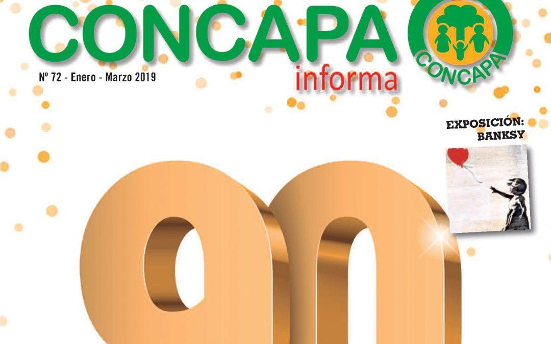 Revista CONCAPA nº 72