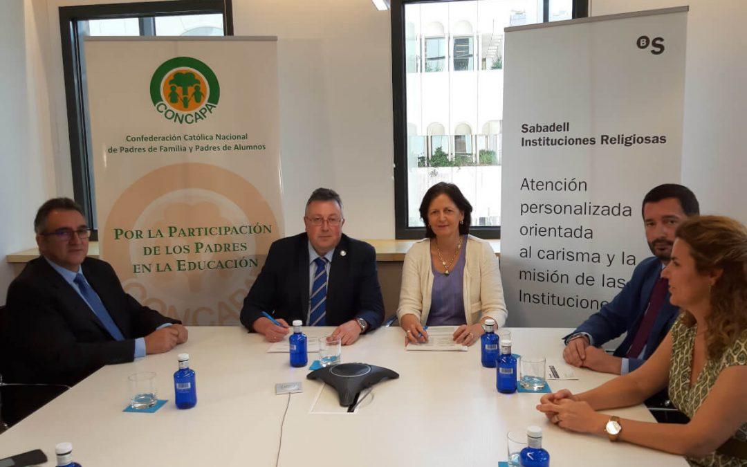 Acuerdo CONCAPA & Banco Sabadell