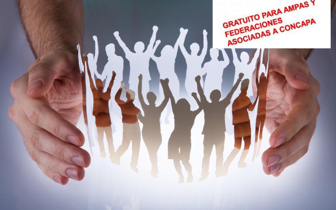 NUEVO CURSO DE CONCAPA: Redes Familiares para la Prevención